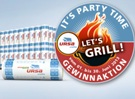 It's Party Time - Let's grill!